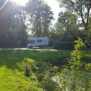camperplek Groningen