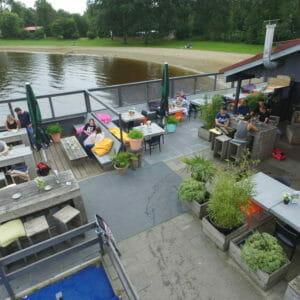 Restaurant de Seizoenen zomer