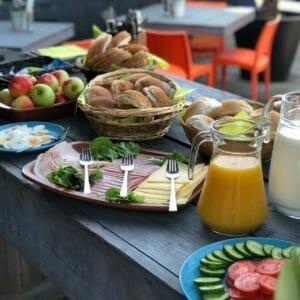 Lunchbuffet