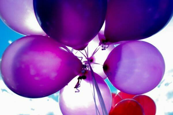 Feest vieren