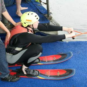 Toegang Skibaan