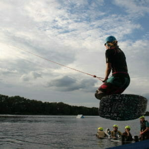 Jaarabonnement skibaan