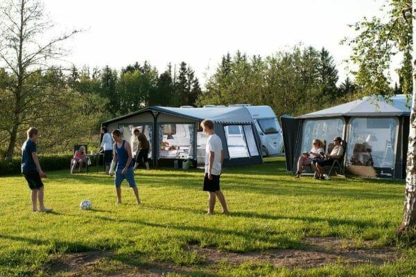 Meivakantie Camping