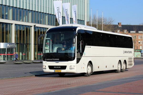 Busreis voor groepen