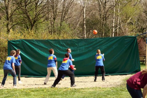 Vierkamp voor scholen
