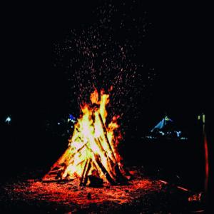 Kampvuur wakeboard kamp